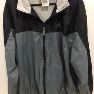 Vintage adidas spray jacket
