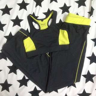Atmosphere Workout Outfit