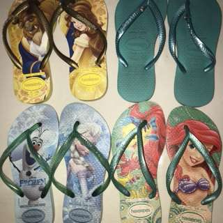 Havaianas Size 27-28