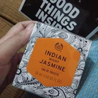 Parfum Body shop EDT Indian Night Jasmine