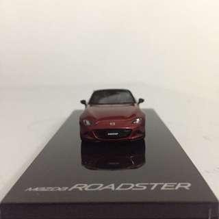 Mazda MX-5 1/64 Scale Modelcar