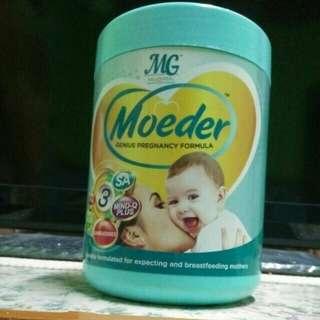 Moeder(susu mengandung)