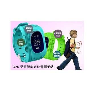 第三代GPS 兒童老人智能定位電話手錶,GPS定位系統、SOS緊急撥號,隨時關心子女安全,追蹤老人位置更安心