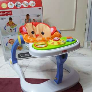4-in-1 Monkey Entertainer