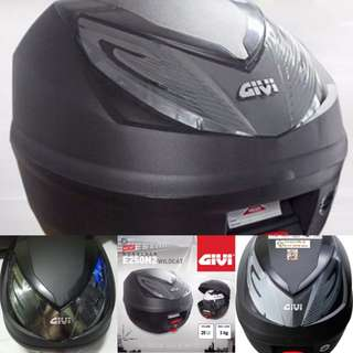 2211**----GIVI Box [E250n2] Brand New, for Sale **** (YAMAHA JUPITER,SPARK, HONDA, SUZUKI, ETC)