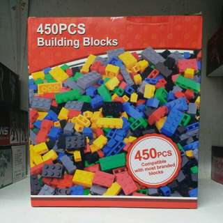 Building Blocks (450 pcs)