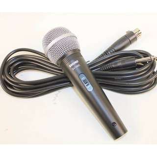 Shure SV100C 话筒 shure microphone