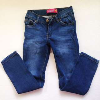 Grizzly Girl Jeans Size 4