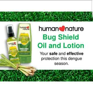 Human Nature Bug Shield Oil *Free shipping*