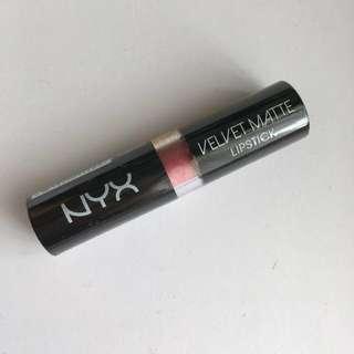 NYX Velvet Matte Lipstick 'Effervescent'