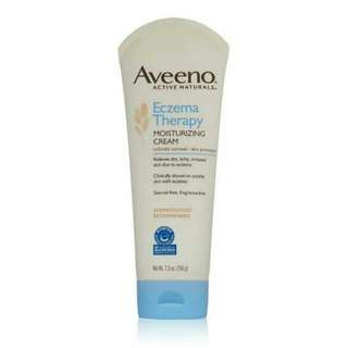 SALE💞Brand New Aveeno Eczema Therapy Body  Cream Lotion From USA