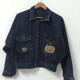 Vintage 古著復古牛仔外套