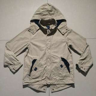 Gap Youth Fishtail Parka