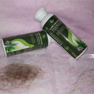 Hair grower shampoo