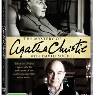 BRAND NEW-MYSTERY OF AGATHA CHRISTIE WITH DAVID SUCHET DVD