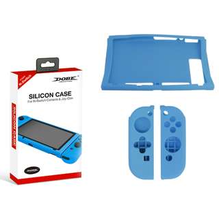 Nintendo Switch Silicone Case for Console and Joy-Cons