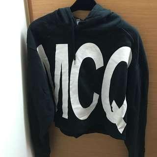 MCQ Alexander Mcqueen 連帽短T