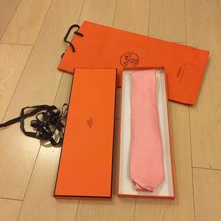 Hermes tie gift box (tie excluded)