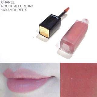 CHANEL ROUGE ALLURE INK #140