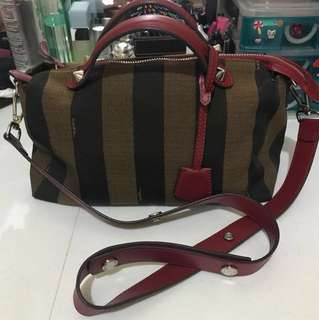 REPRICED!!!  Authentic Fendi By the way Bag