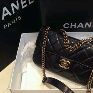 Chanel Perfect Flap Bag (Authentic)