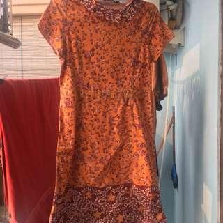 Dress Batik EPRISE