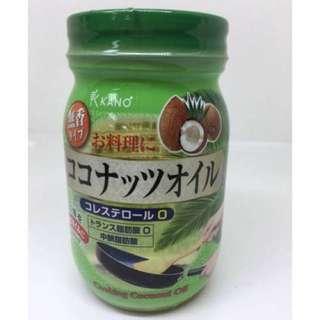 日本鹿野特級初榨椰子油