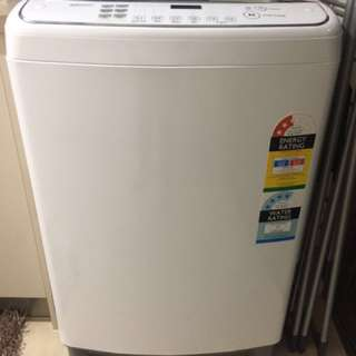Clothes washer Lg 7.5 kg