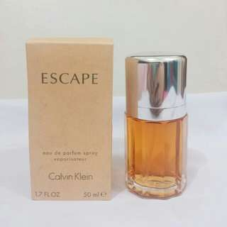 Calvin Klein Escape Perfume 50ml