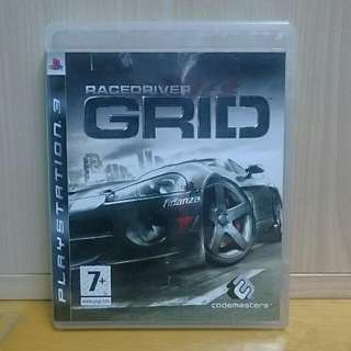 Ps3 game GRID