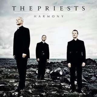 Brand New THE PRIESTS 'Harmony' CD