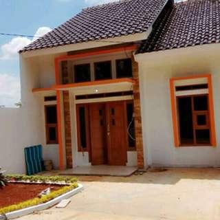 Rumah Murah Tanah luas di Tugu Macan Citayam