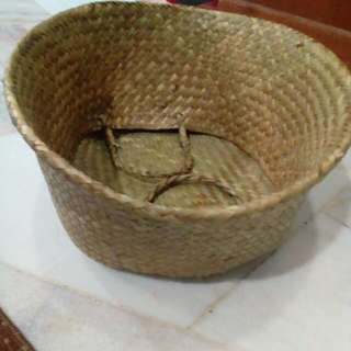 Seagrass Basket (NP:RM60)