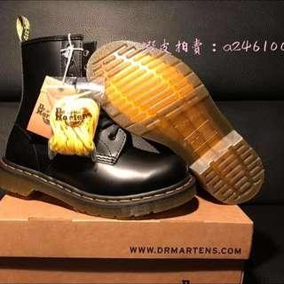🚚 大特價Dr.Martens 保證正版馬汀鞋1460   八孔黑