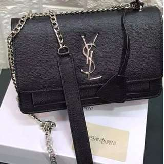 YSL Bag - Black/ Authentic >>> PLEASE READ Bio and Product details carefully