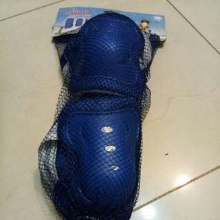 Toddler knee, elbow, wrist guards