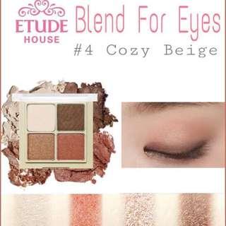 Etude Blend for eyes