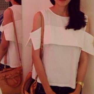 White top by cottonink
