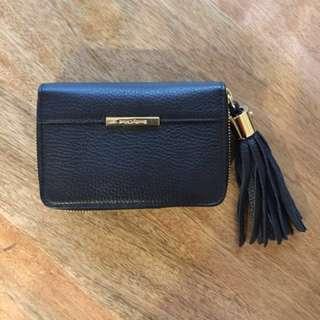 Genuine Chloe tassel wallet...100% calfskin leather