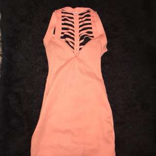 Tight Pink Dress