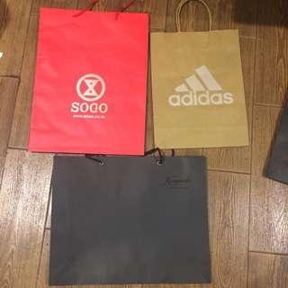 Paper bag/plastic Bag