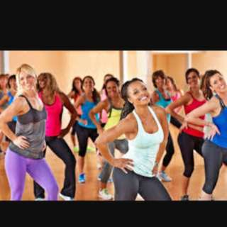 Fitness planning event! Yoga, cardioboxing, piloxing, zumba, pound fit and more!