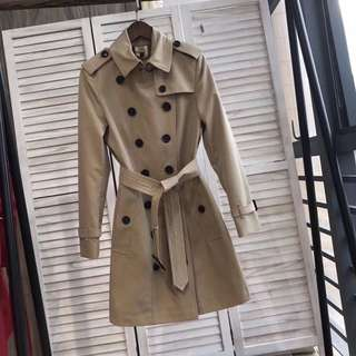 Burberry trench coat!乾濕褸!風褸!外套