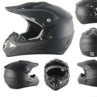 Full face helmet for dirt bike / Full Face Helmet / Bicycle Helmet / E scooter Helmet