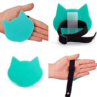 BN PAW PALETTE REGULAR TEAL PURR-FECT PAW