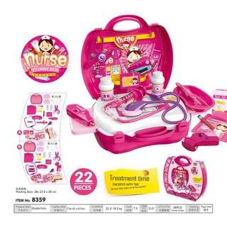 Suitcase Kids Toy set