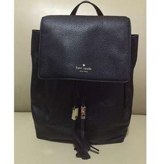 Free SF! Kate Spade Wilder Backpack - Leather