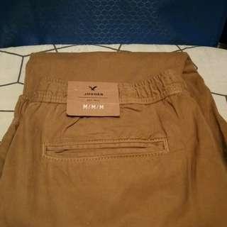 Jogger Pants (Khaki)