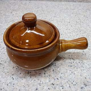 Kitchen Clearance! Small ceramic pot, #Huat50Sales