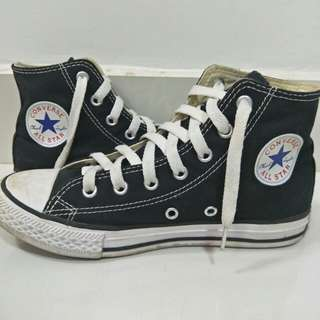 Converse High Cut (black)
